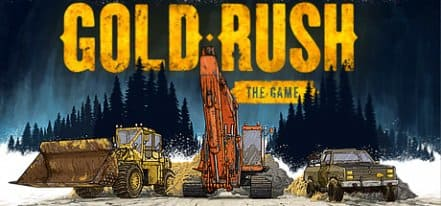 Логотип Gold Rush The Game