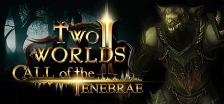 Логотип Two Worlds 2: Call of the Tenebrae