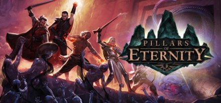 Логотип Pillars of Eternity
