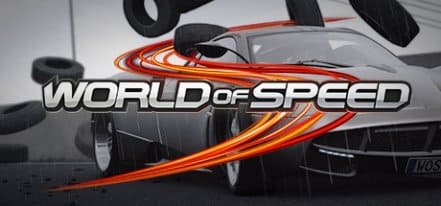 Логотип World of Speed