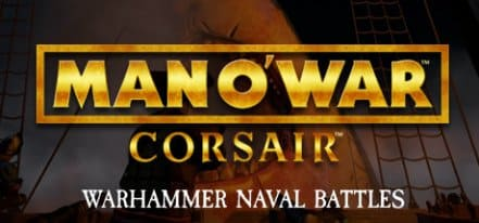 Логотип Man O' War Corsair