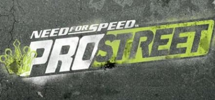 Логотип Need for Speed: ProStreet