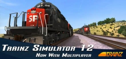 Логотип Trainz Simulator 12