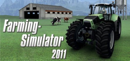 Логотип Farming Simulator 2011 Platinum Edition