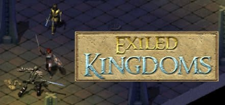 Логотип Exiled Kingdom