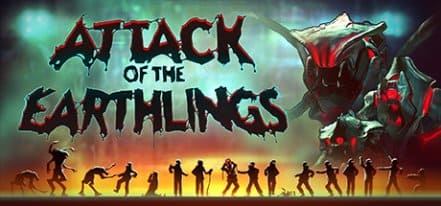 Логотип Attack of the Earthlings