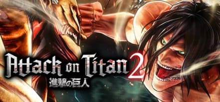 Логотип Attack on Titan 2 AOT2
