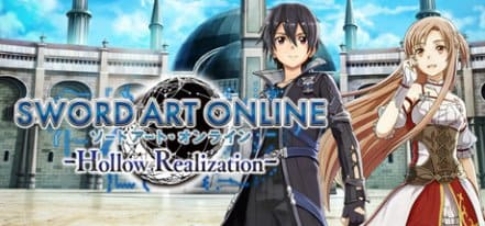 Логотип Sword Art Online Re Hollow Fragment