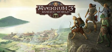 Логотип Avernum 3 Ruined World