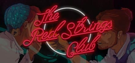 Логотип The Red Strings Club