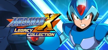 Логотип Mega Man X Legacy Collection