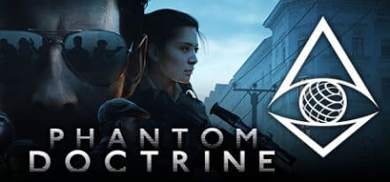 Логотип Phantom Doctrine