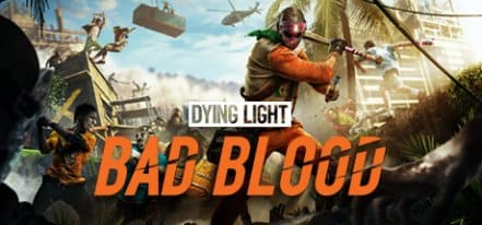 Логотип Dying Light Bad Blood