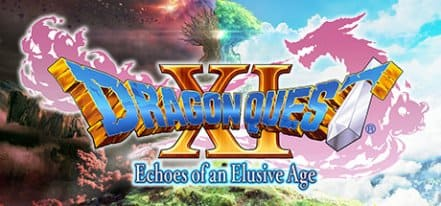 Логотип DRAGON QUEST 11 Echoes of an Elusive Age
