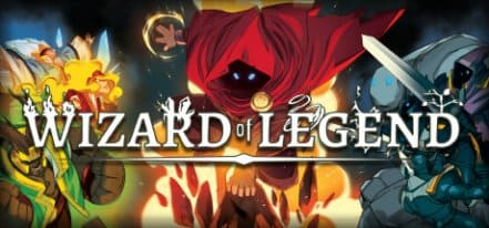 Логотип Wizard of Legend