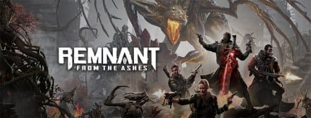 Логотип Remnant: From the Ashes