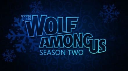 Логотип The Wolf Among Us 2