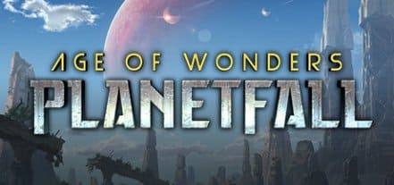 Логотип Age of Wonders: Planetfall