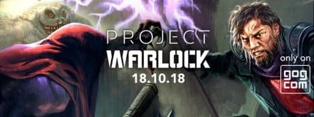 Логотип Project Warlock