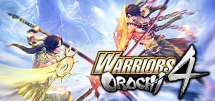 Логотип Warriors Orochi 4