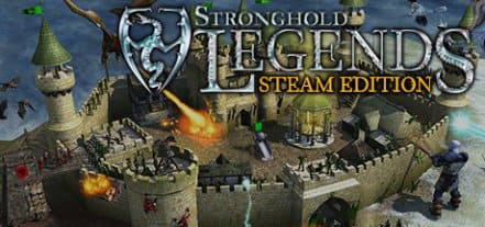 Логотип Stronghold Legends