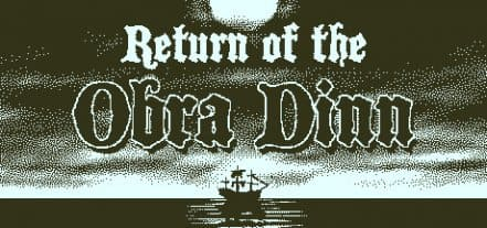 Логотип Return of the Obra Dinn