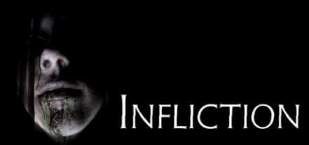 Логотип Infliction