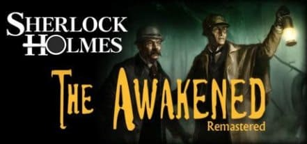 Логотип Sherlock Holmes: The Awakened - Remastered Edition