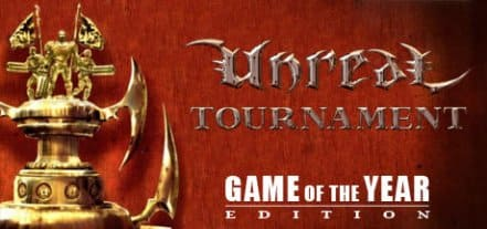 Логотип Unreal Tournament