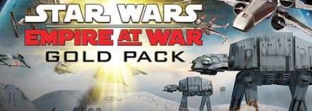 Логотип Star Wars Empire at War Gold Pack