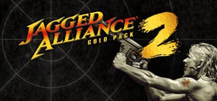 Логотип Jagged Alliance 2