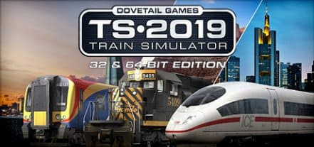 Логотип Train Simulator 2019