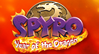 Логотип Spyro 3 - Year of the Dragon