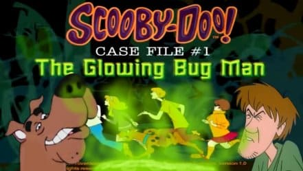 Логотип Scooby-Doo! Case File 1: The Glowing Bug Man