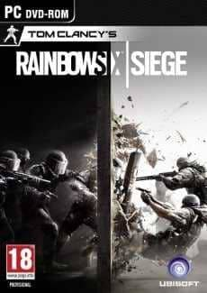 Постер Tom Clancy's Rainbow Six Siege