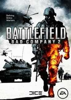 Постер Battlefield Bad Company 2