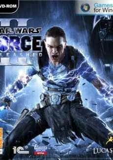 Постер Star Wars The Force Unleashed 2