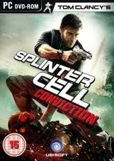 Постер Tom Clancy's Splinter Cell Conviction