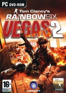 Постер Rainbow Six Vegas 2