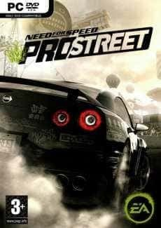Постер Need for Speed: ProStreet