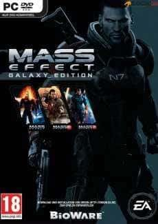 Mass Effect - Galaxy Edition