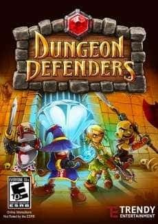Постер Dungeon Defenders