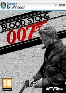 Постер James Bond 007: Blood Stone