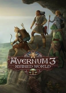 Постер Avernum 3 Ruined World