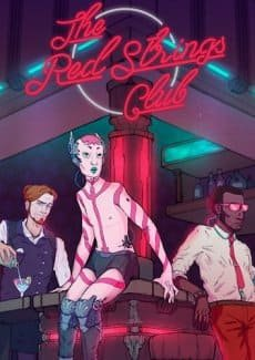 Постер The Red Strings Club