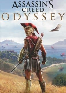 Постер Assassin's Creed Odyssey