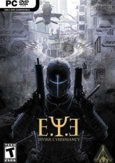 Постер E.Y.E.: Divine Cybermancy