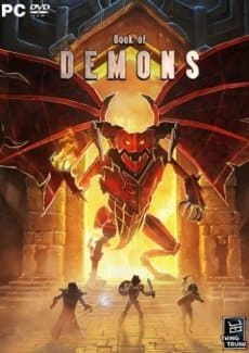 Постер Book of Demons
