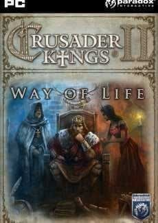 Постер Crusader Kings 2