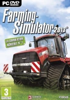 Постер Farming Simulator 2013